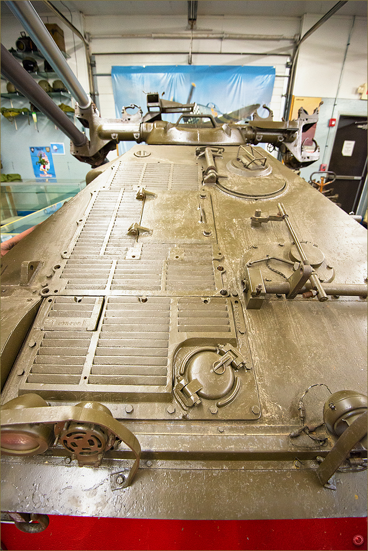 104 Russell Military Museum M50 Ontos 3