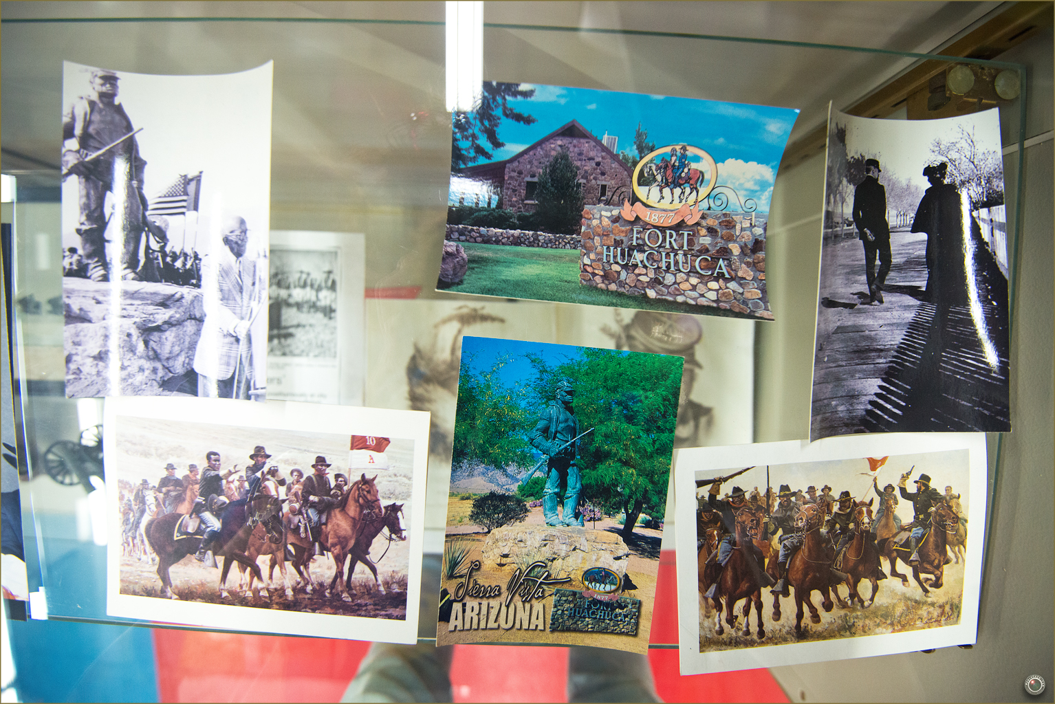 125 Russell Military Museum Fort Huachuca History