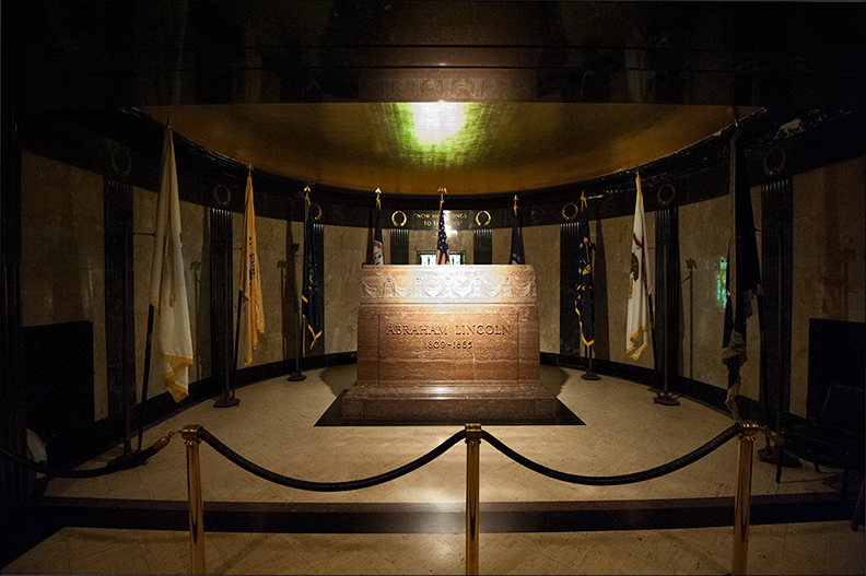 The Tomb of President Abraham Lincoln 13