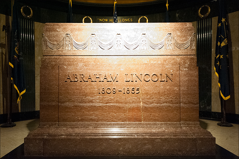 The Tomb of President Abraham Lincoln 14