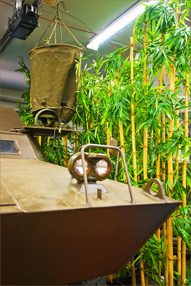 142 Rusell Military Museum Indoor Tank