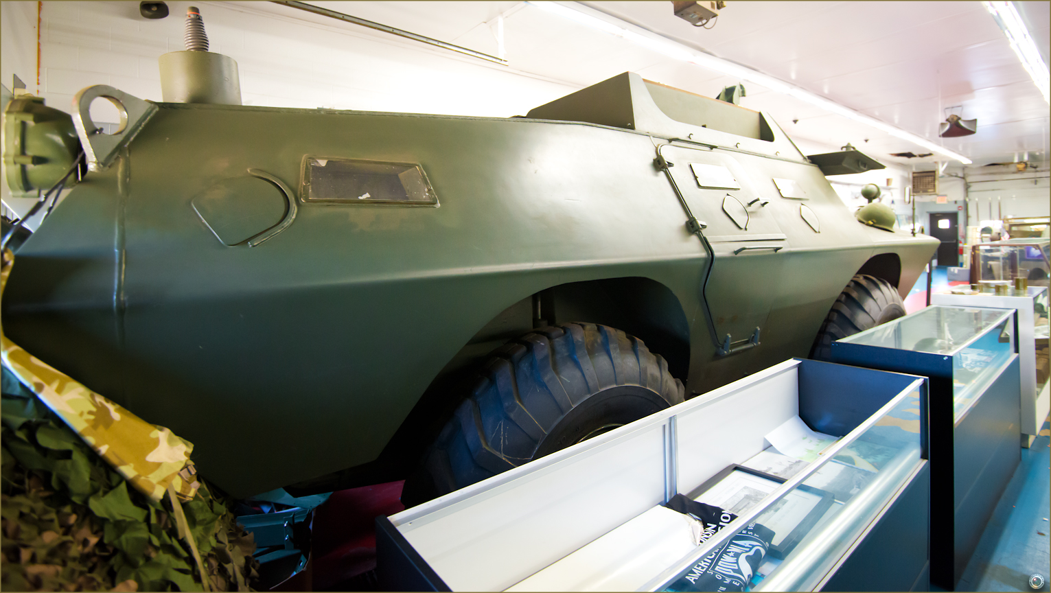 163 Russell Military Museum
