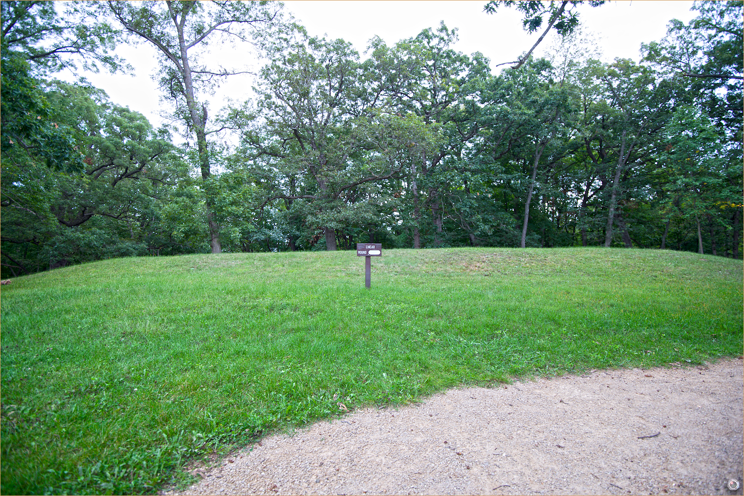 171 Wyalusing State Park Linear Mound