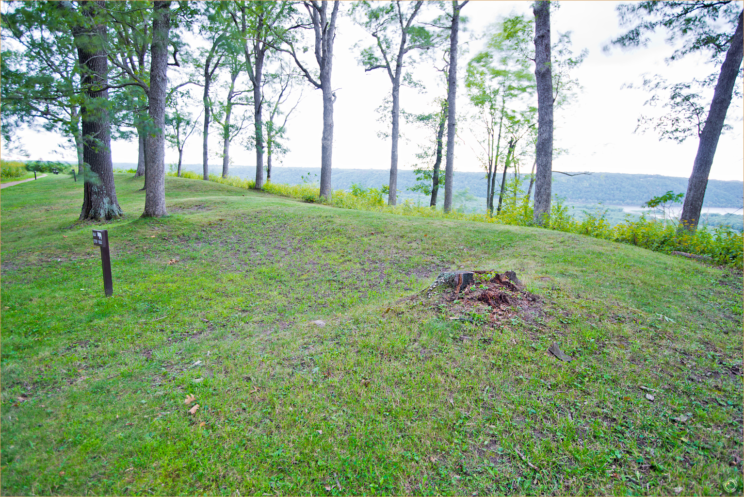 173 Wyalusing State Park Bear Effigy Mound