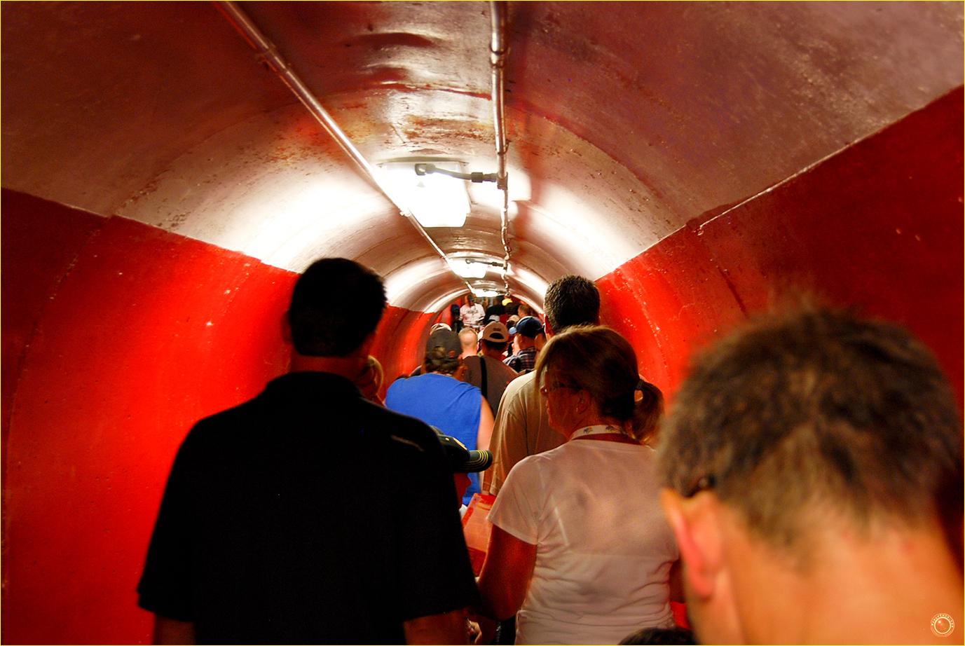 21 Nascar Tunnel Vision