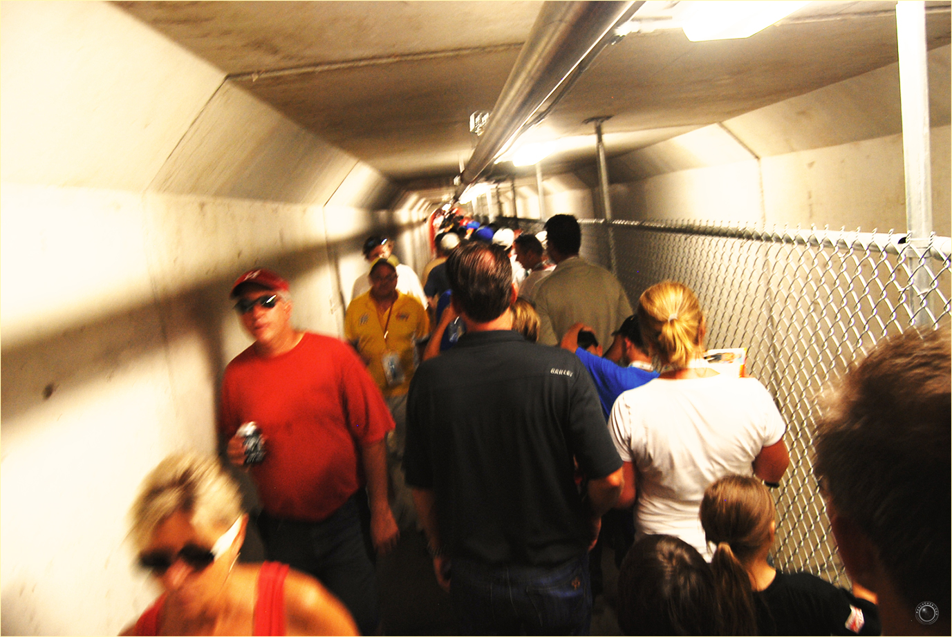 22 Michigan International Speedway Tunnel