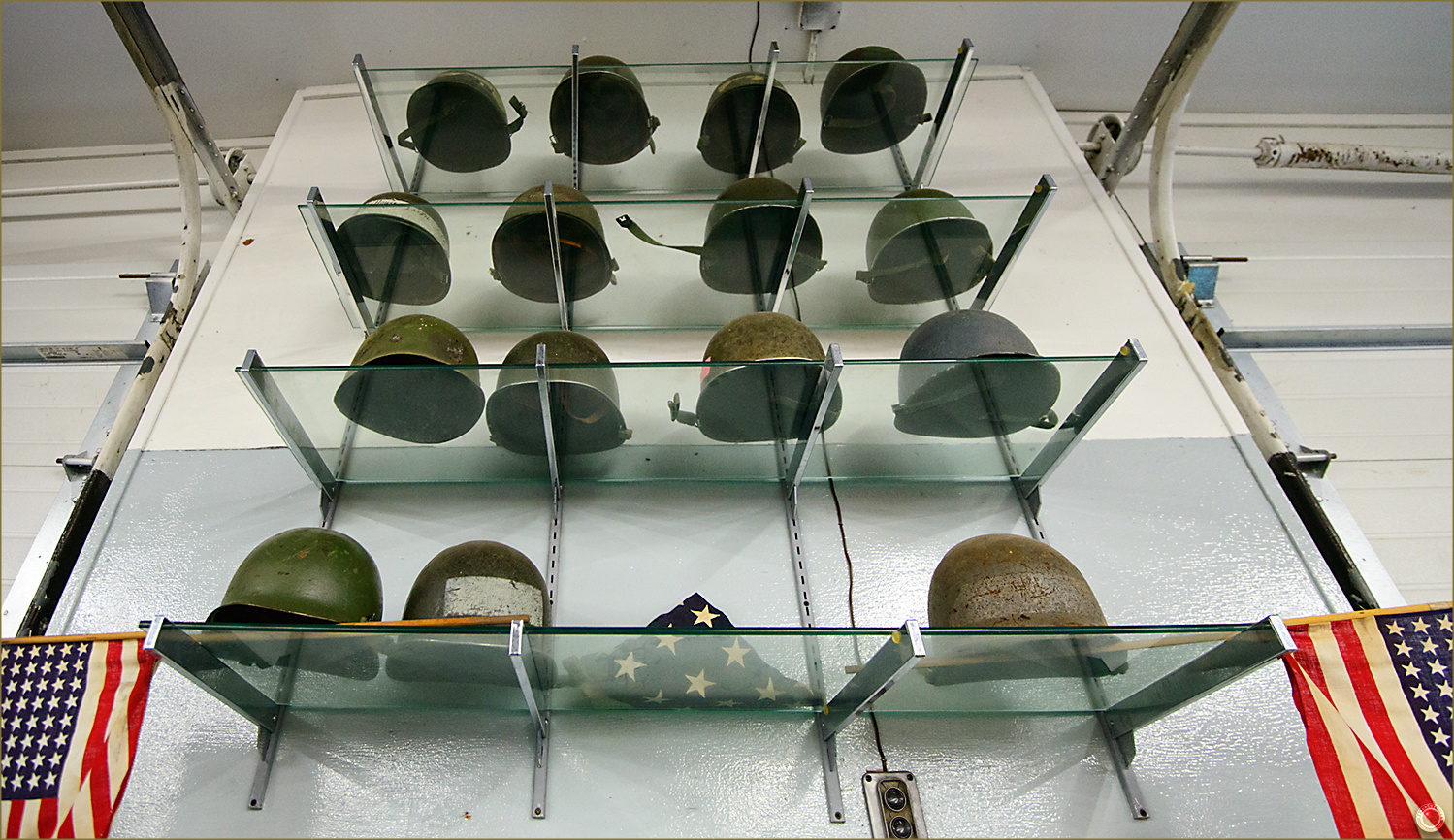 27 Russell Military Museum Military Helmets