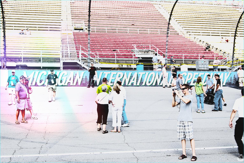 30 Nascar Track Fans