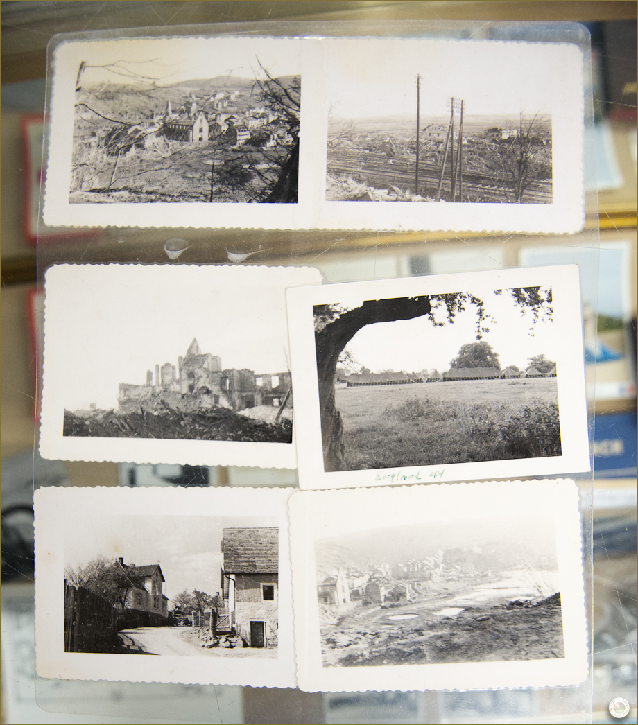 38 Russell Military Museum WW II Soldier English Countryside Photos
