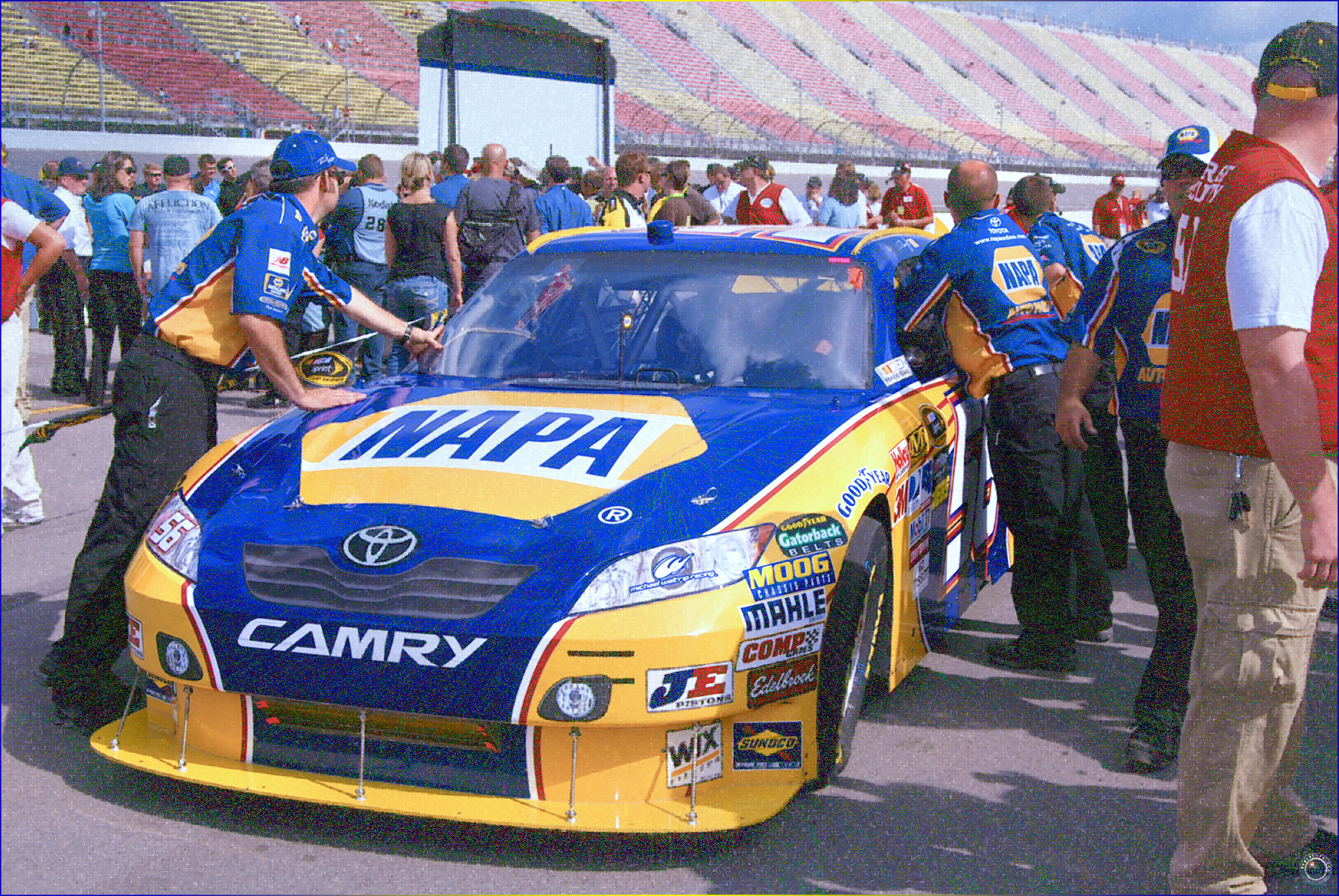 52 Napa Nascar Stock Car