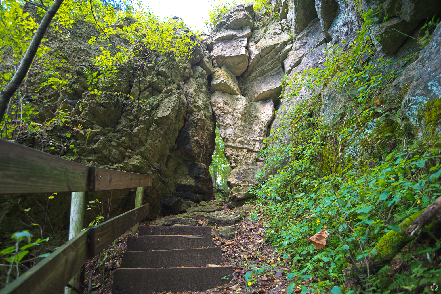 66 Wyalusing State Park Wisconsin The Keyhole