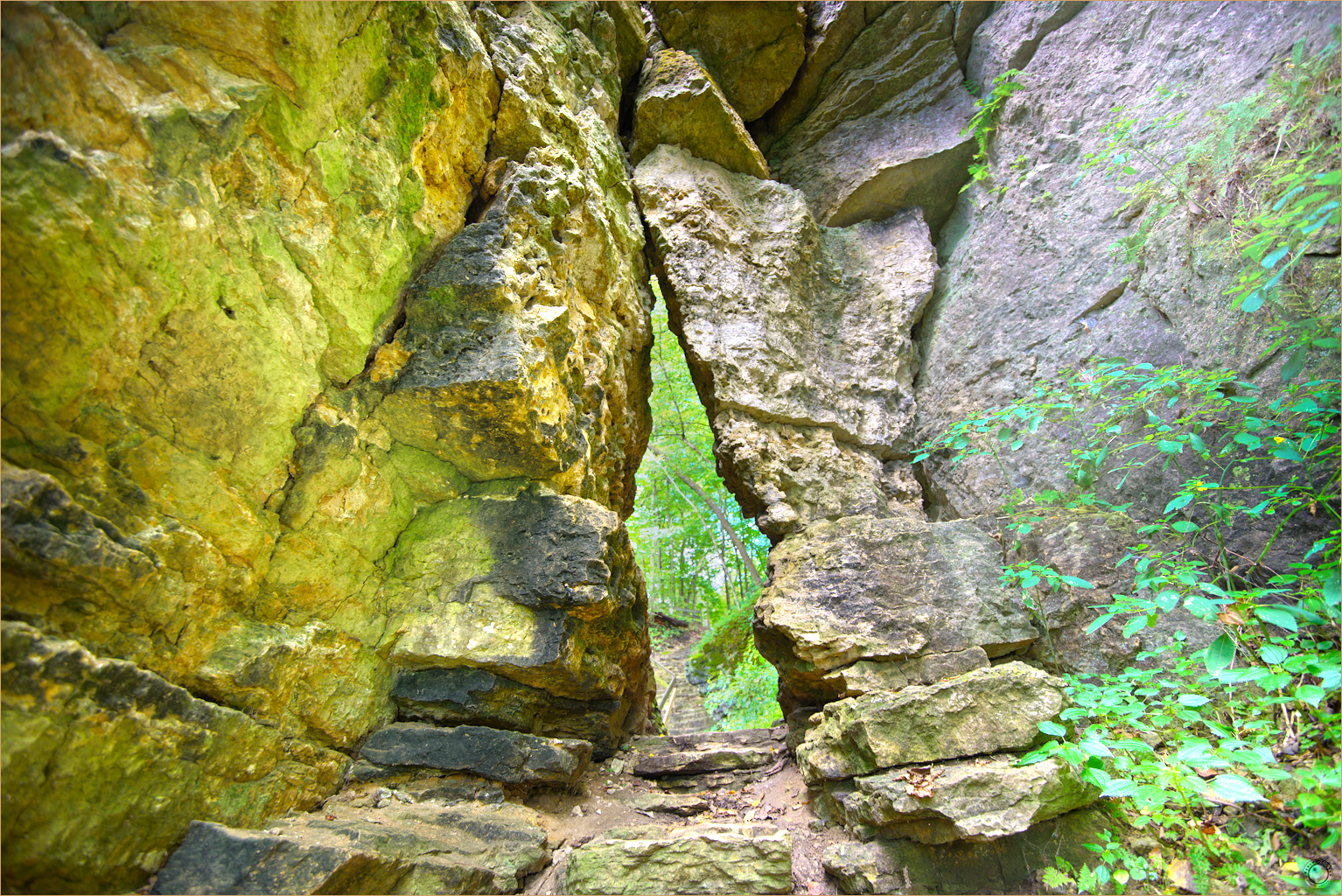 67 Wyalusing State Park Wisconsin The Keyhole