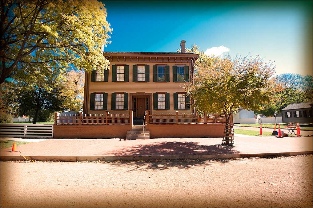 Abraham Lincoln Home 1