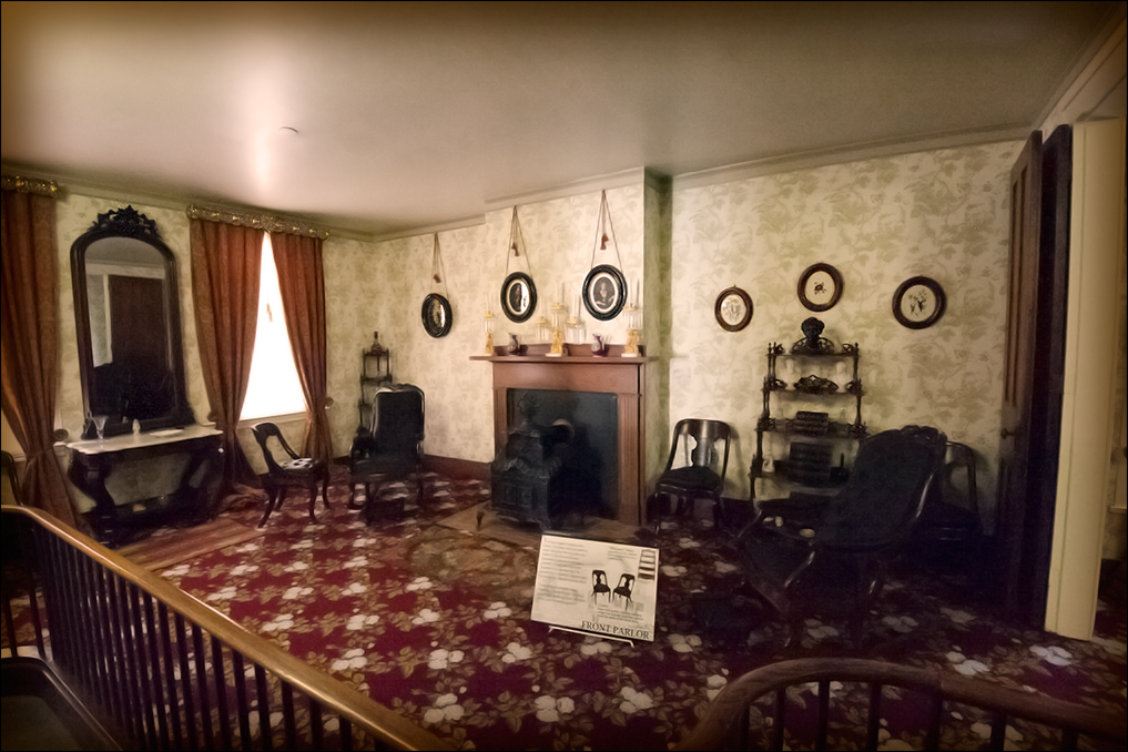 Abraham Lincoln Home 5