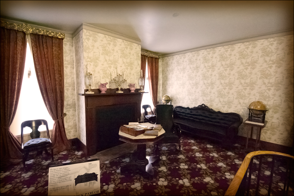 Abraham Lincoln Home 6