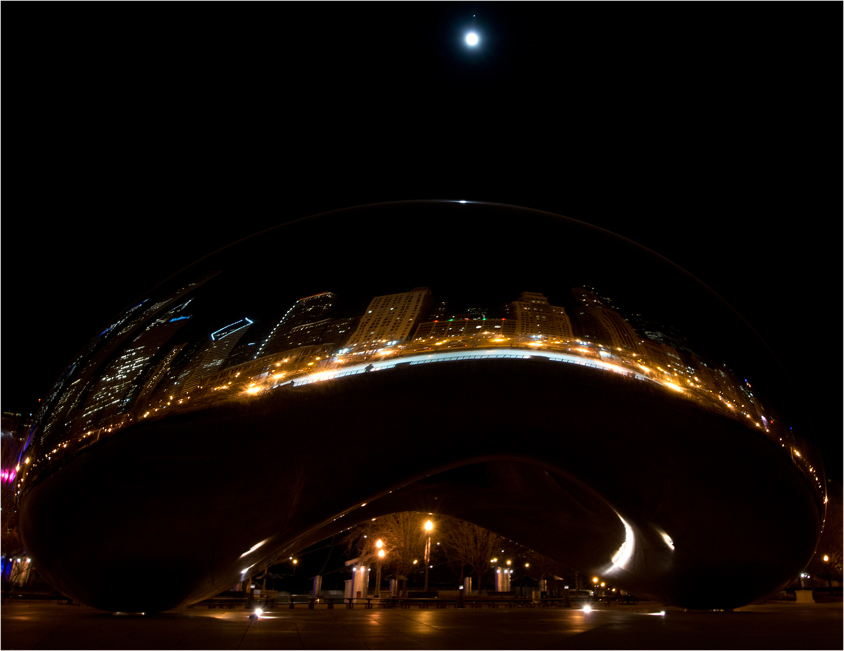 Cloud Gate 10