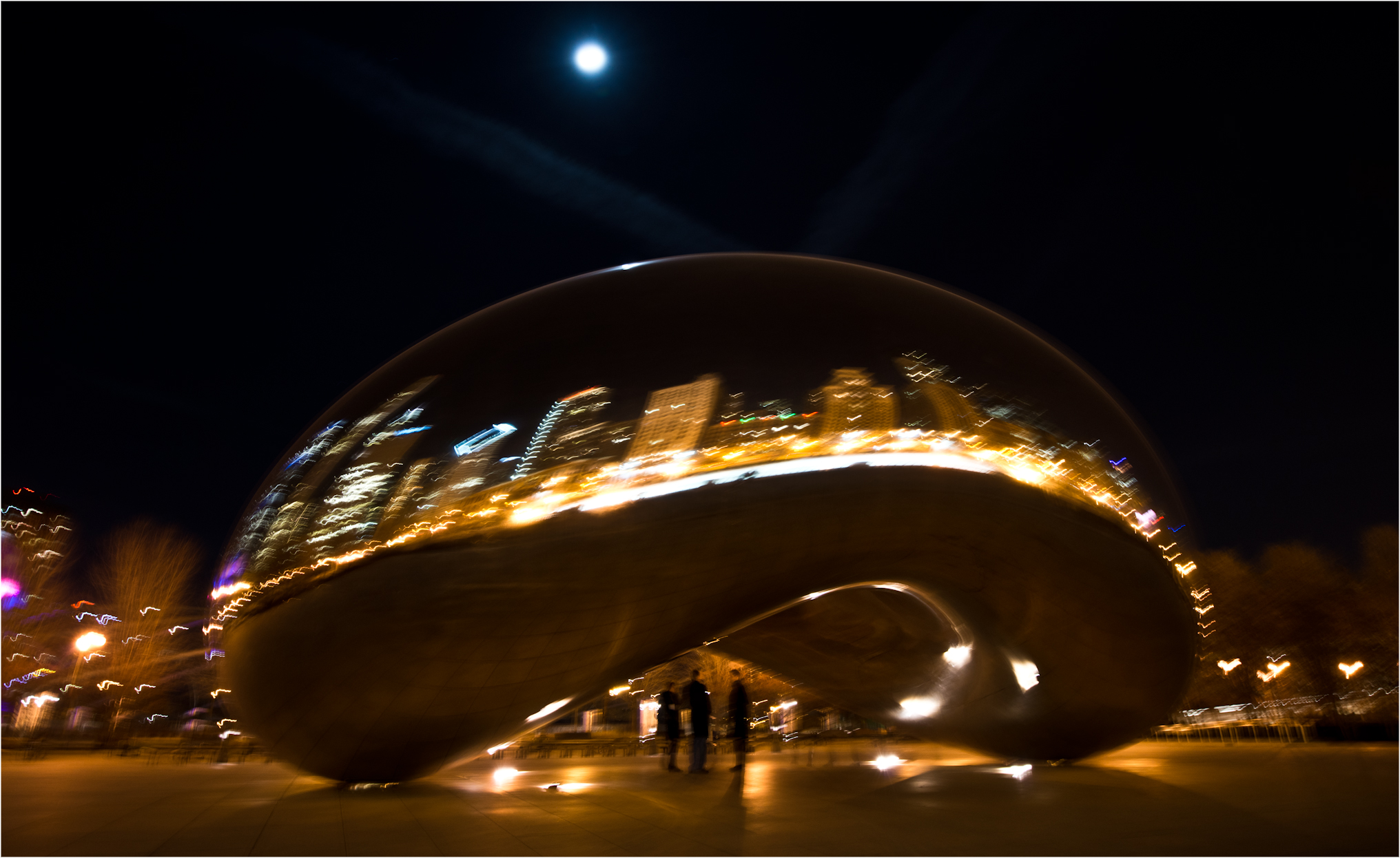 Cloud Gate 12
