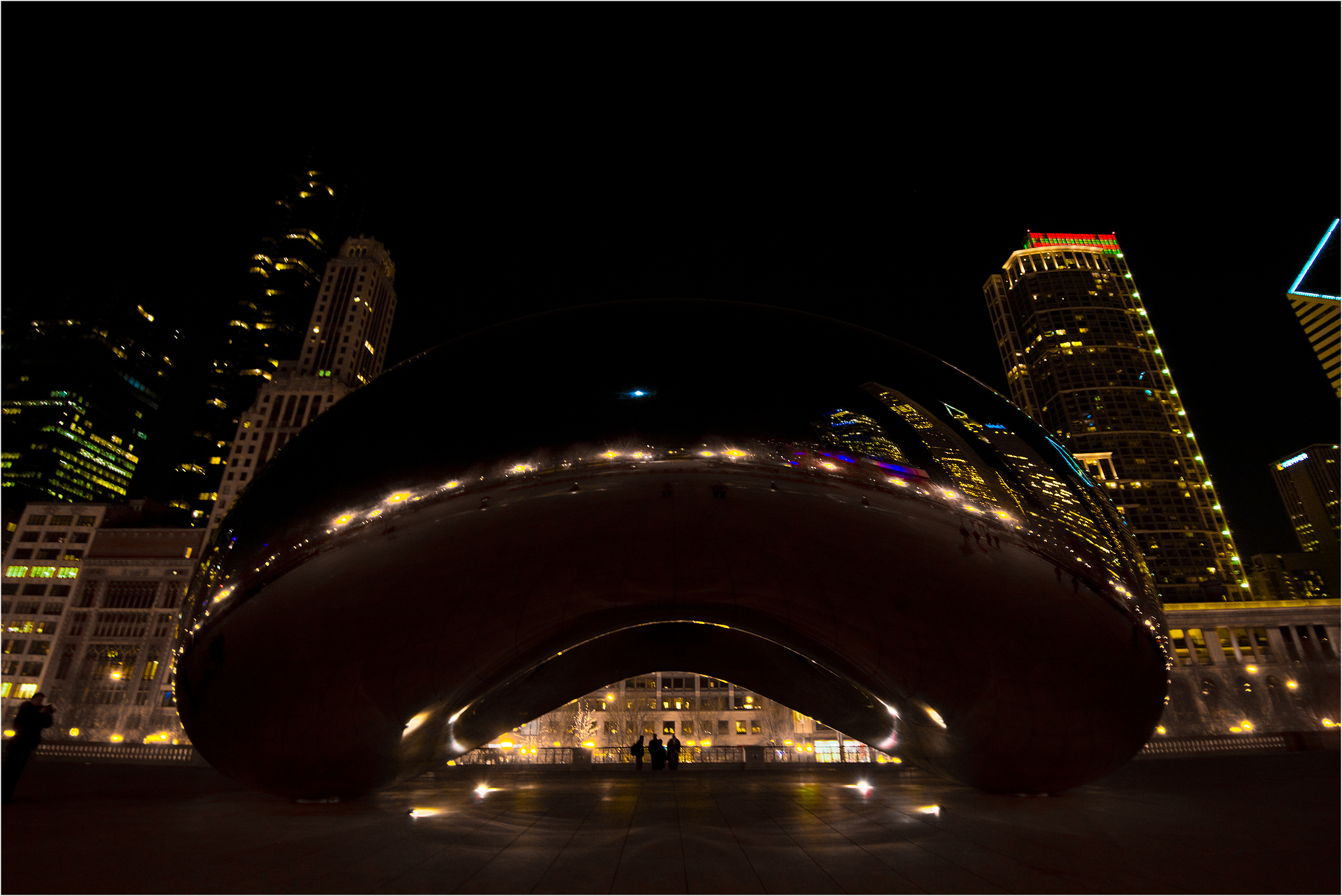Cloud Gate 3