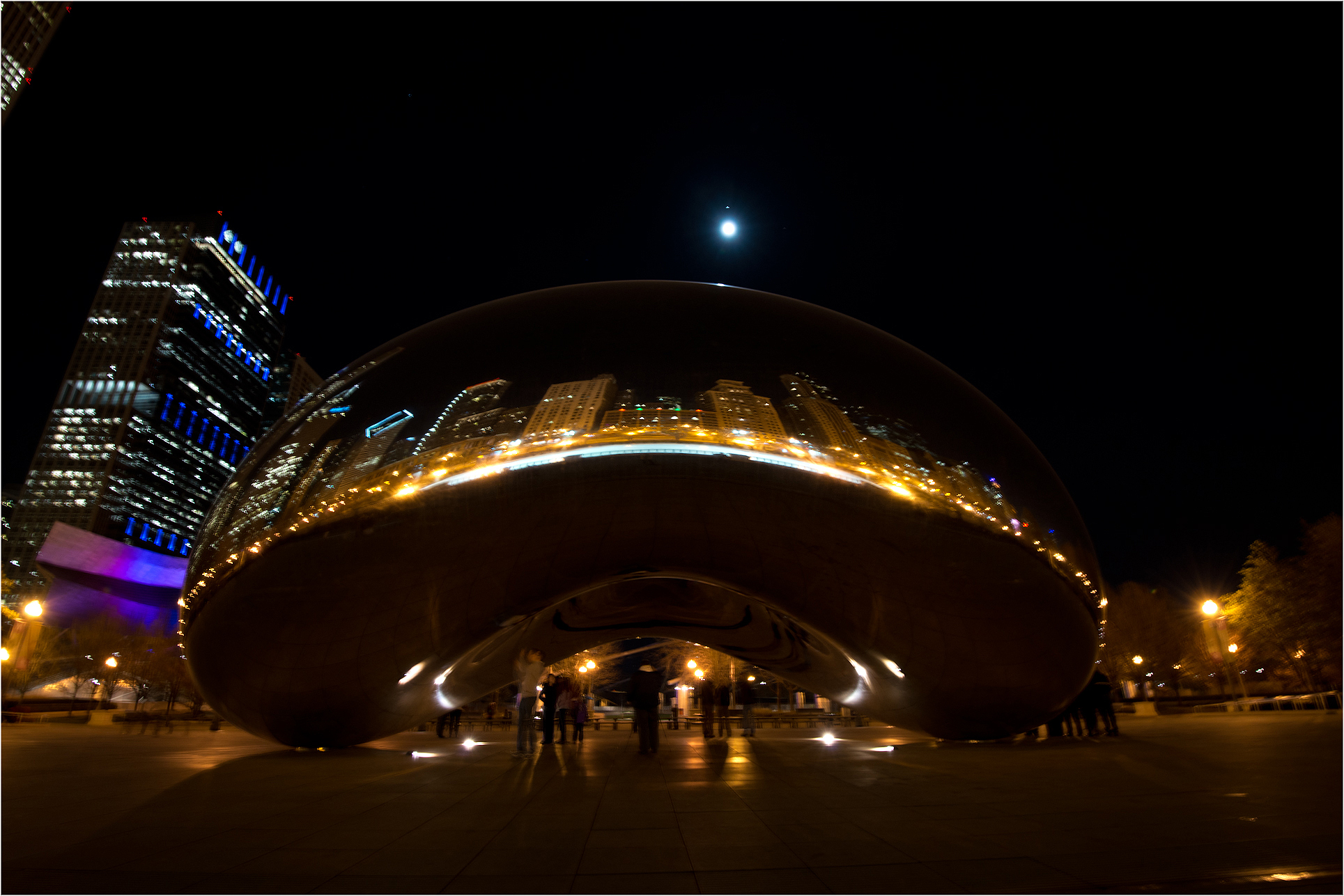 Cloud Gate 5