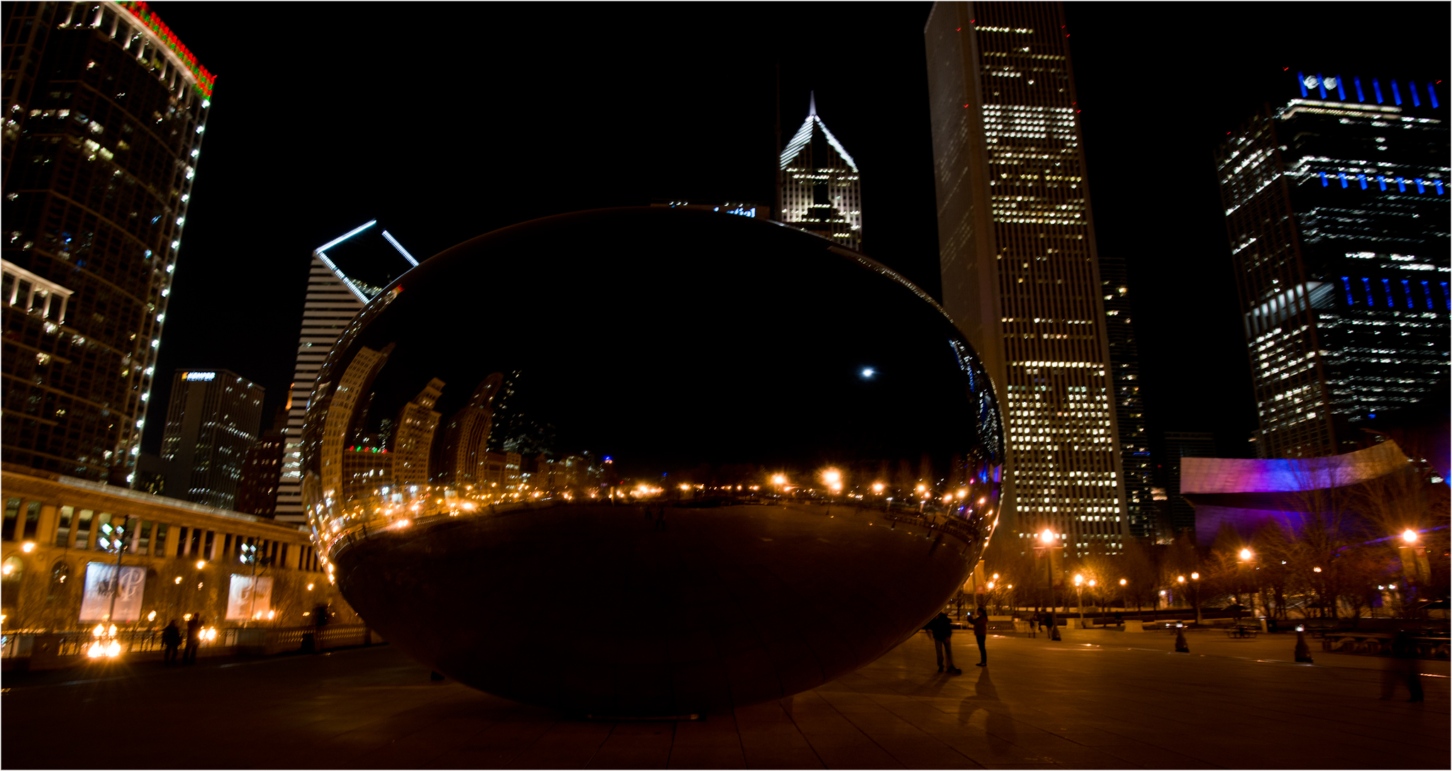Cloud Gate 7