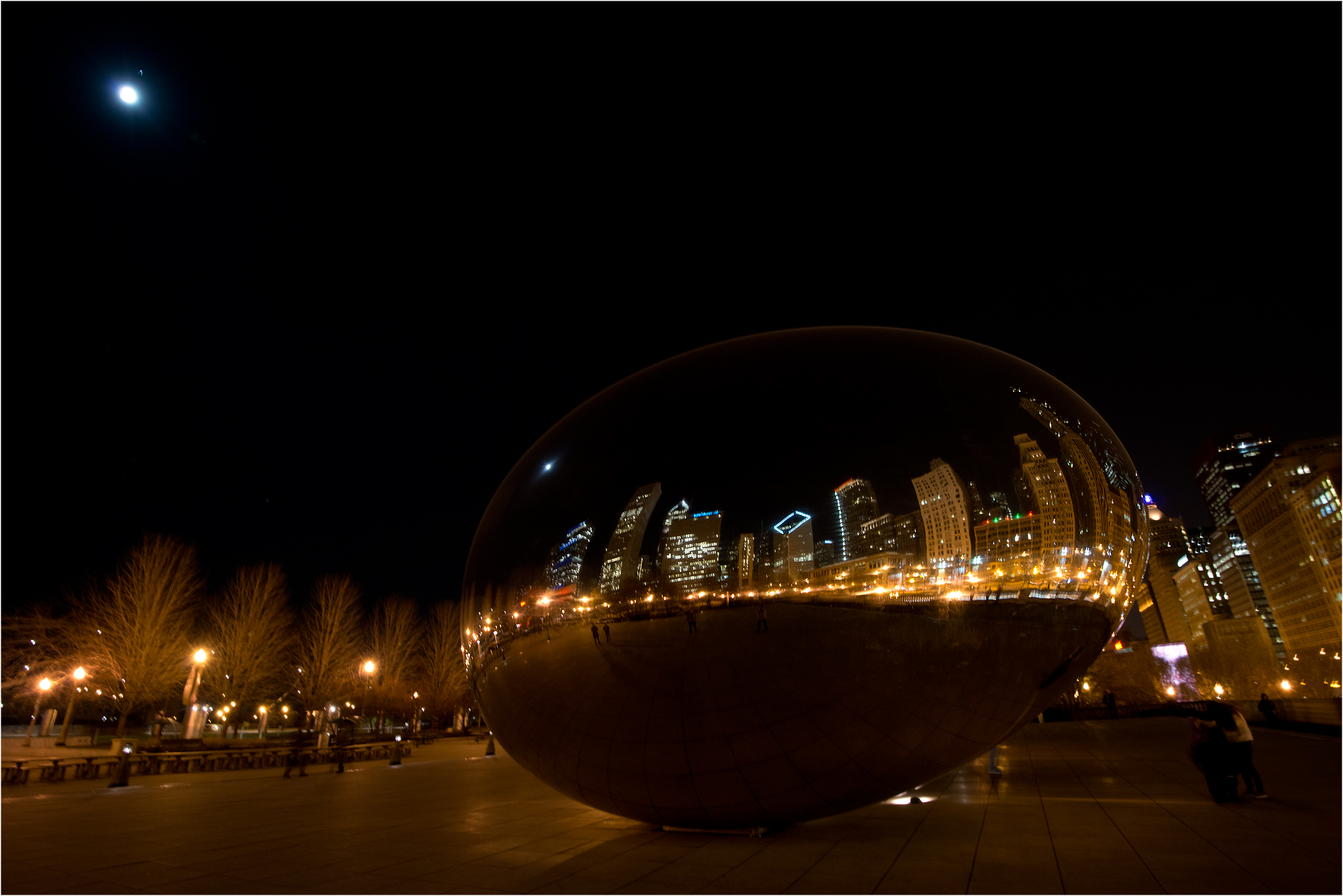 Cloud Gate 9