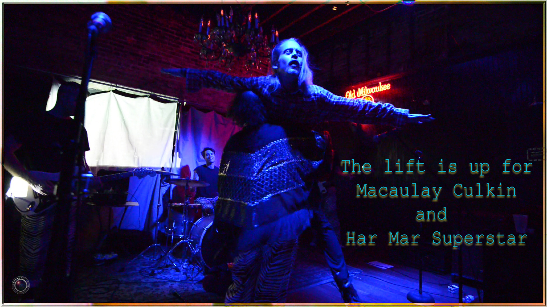 Har Mar Superstar Lifts Macaulay Culkin