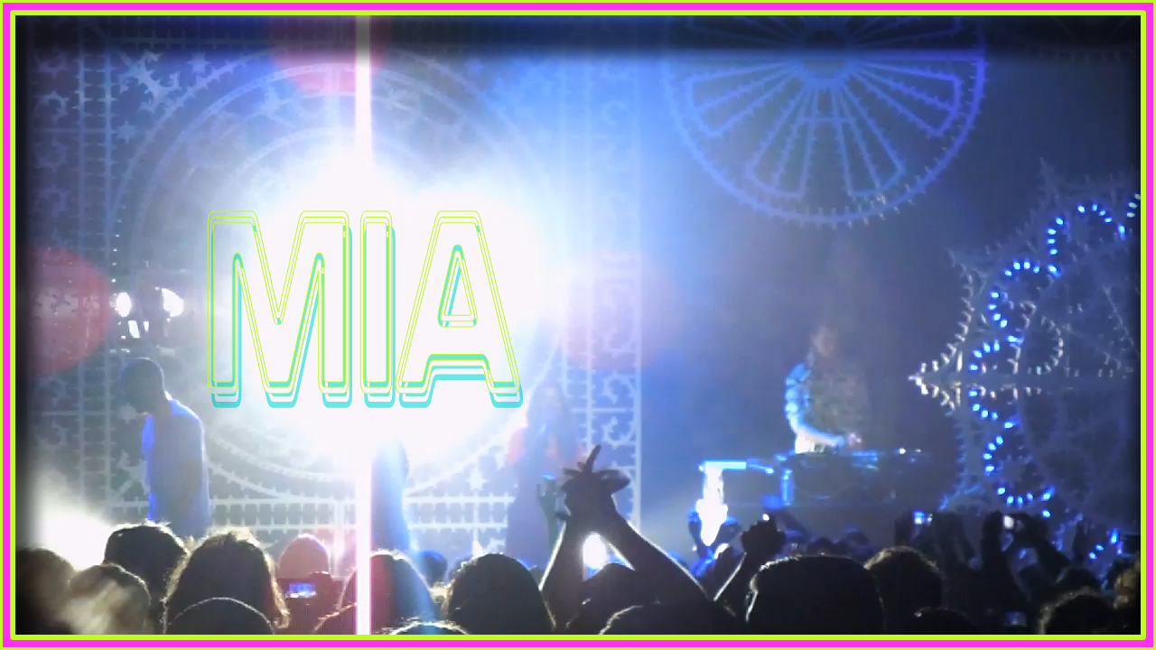 M.I.A. Matangi Tour Live at The Riviera Theatre Chicago May 2014