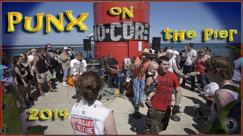 Punx on the Pier 2014 Still