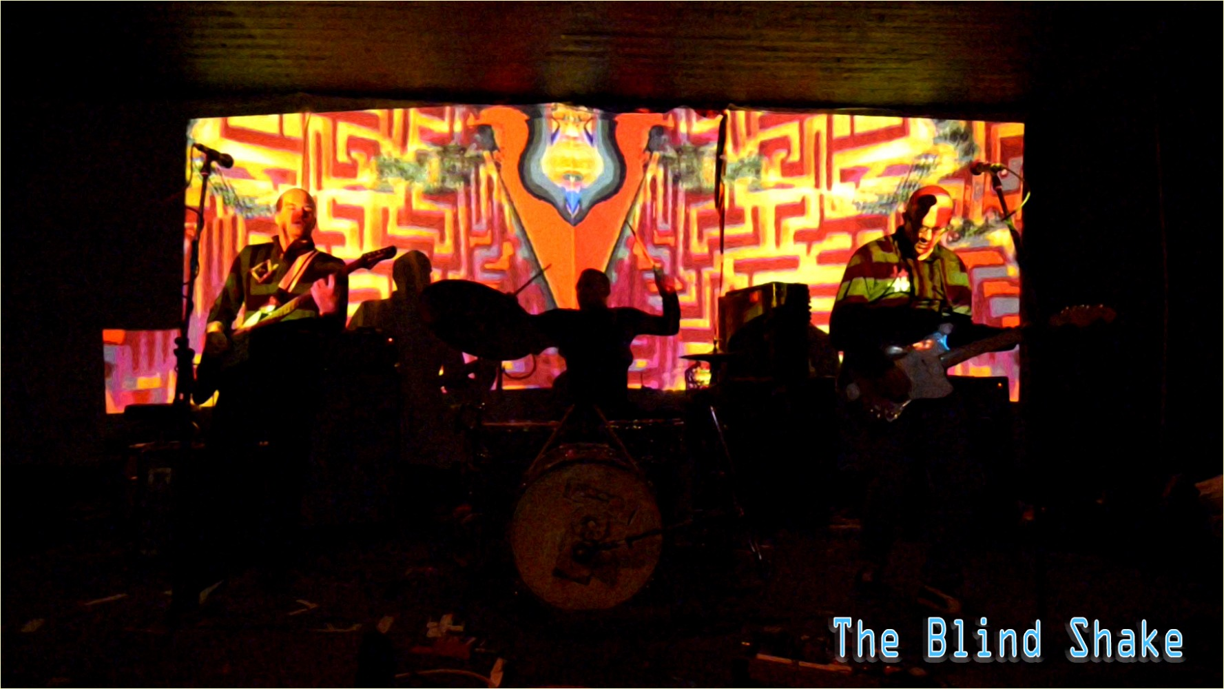 The Blind Shake at Milwaukee Psych Fest